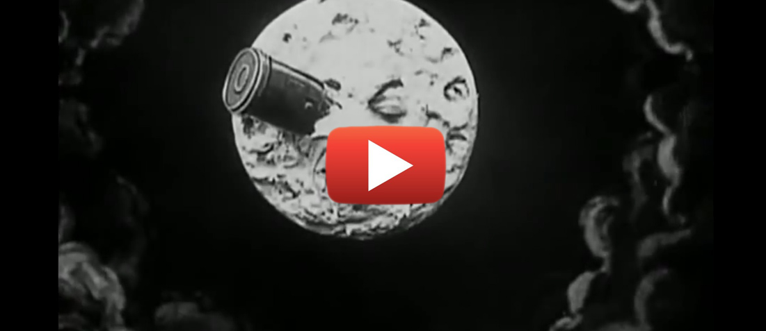 George Milies trip to the Moon
