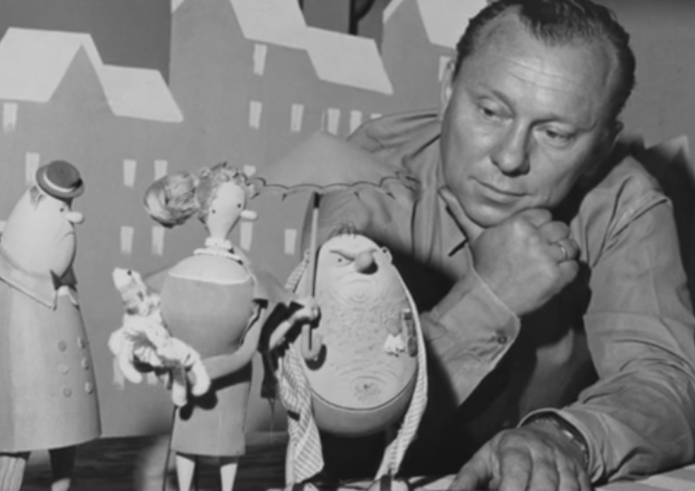 Karel Zeman puppet animation
