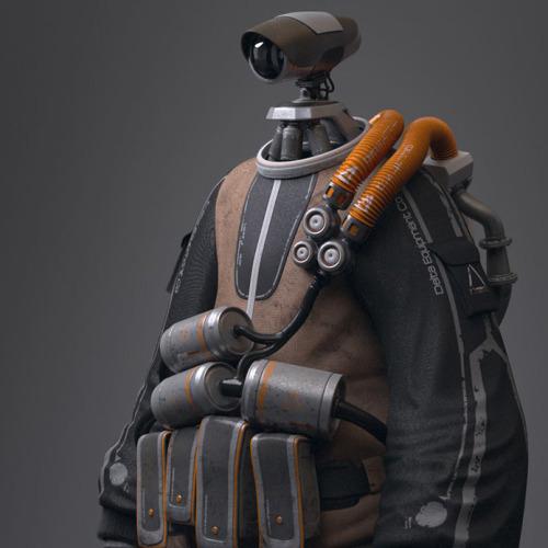 droid by Tim Blake vfx