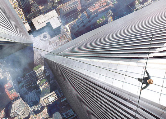 the walk vfx
