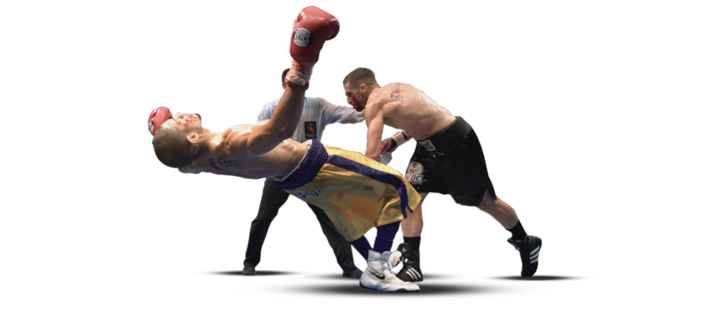 Southpaw fight