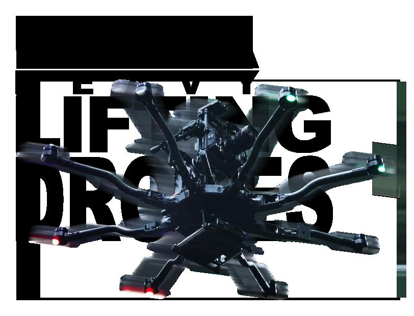Ultraheavy-Lifting-Drones